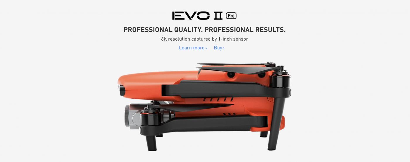 EVO II Pro