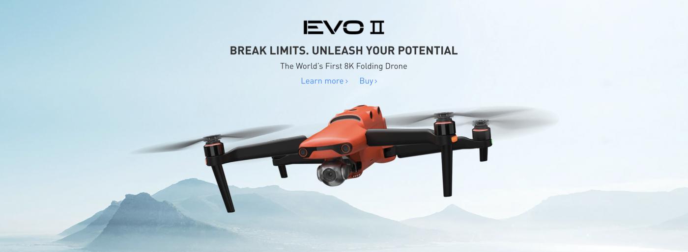 EVO II, 8K 해상도