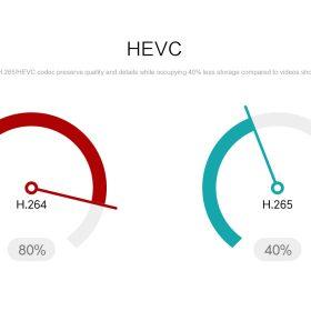 x8se2020 HEVC